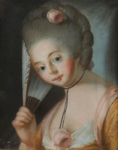 ECOLE FRANCAISE seconde moitié du XVIIIe siècle