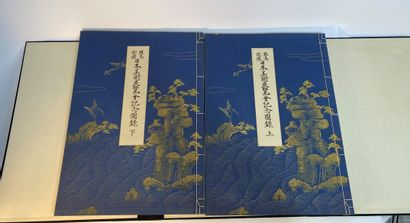 """""""DOCUMENTATION / REFERENCE WORK A TWO (2) VOLUME CATALOGUE OF OKURA'S JAPANESE ART..."""