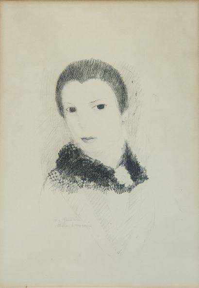 Marie LAURENCIN (1883-1956). Ma germaine...