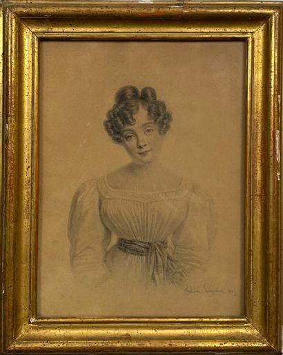Félicité LAGARENNE (Active au XIXe siècle)...