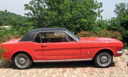 FORD MUSTANG 1965. LE MUSCLE CAR