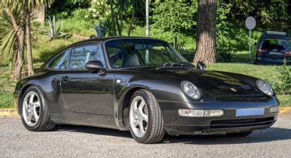PORSCHE 993. La dernière «vraie»<br/>Porsche!