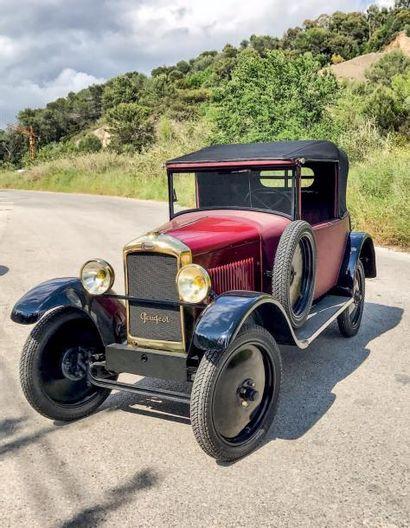 PEUGEOT 5CV 190 S CABRIOLET 1930