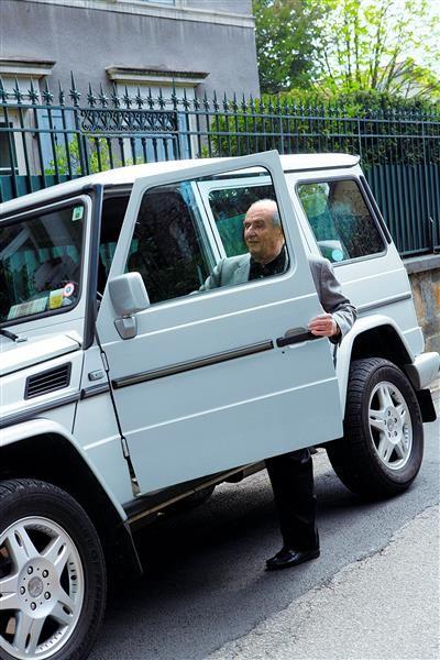 Mercedes Classe G 400 CDI Date de mise en...