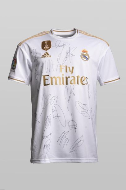 [Football] Maillot Real Madrid Ce maillot...