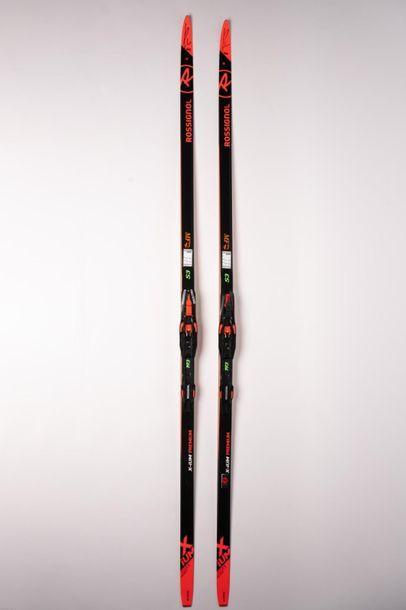 [Biathlon] Paire de skis de Martin FOURCARDE...