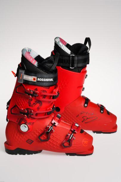 [Ski alpin]Chaussures de skis Patrick DEMPSEY...