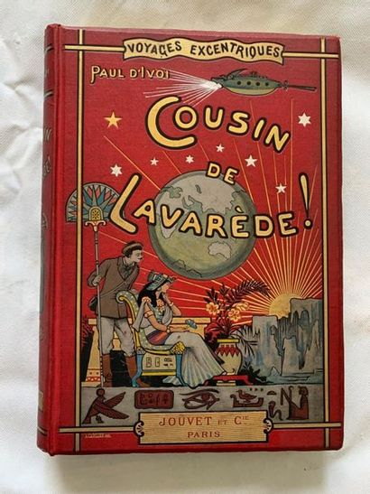 IVOI (Paul d'): Cousin de Lavarède. Jouvet....