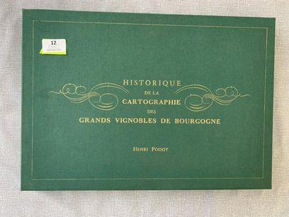 Poisot. Historique de la cartographie des...