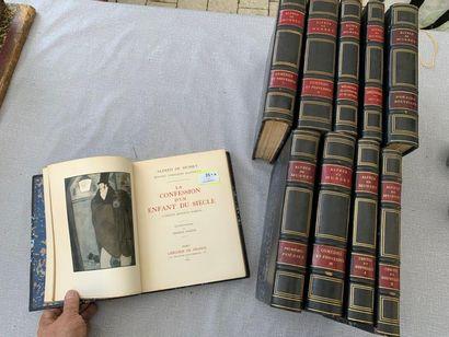 Les oeuvres d'Alfred de Musset. Illustré...