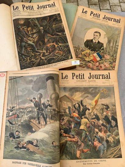 Le petit journal. Suppléments illustrés....