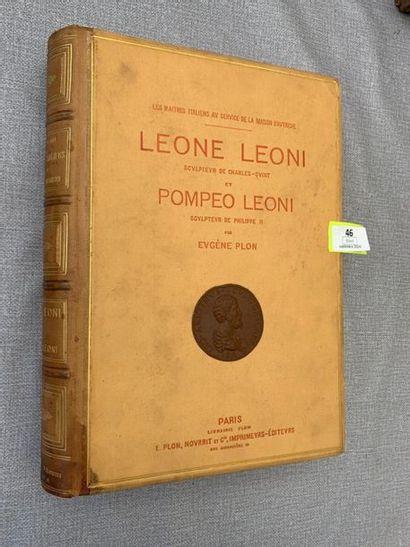 Eugène Plon. Léoné Léonie. Sculpteur de Charles...