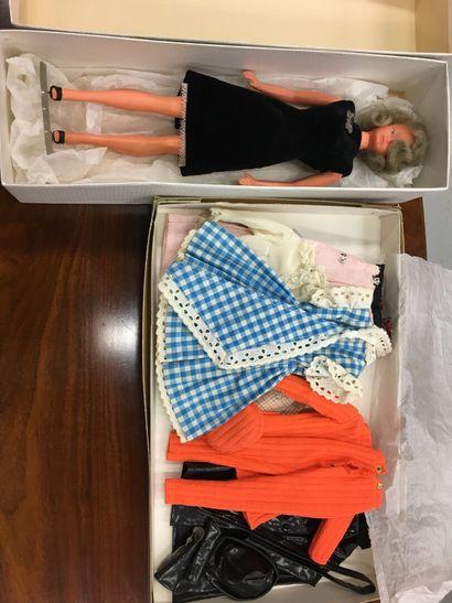 Barbie Skipper par MATTEL : barbie dans boite...