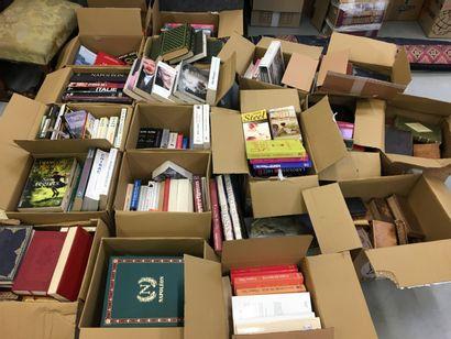 Important lot de livres dont Beaux Arts,...