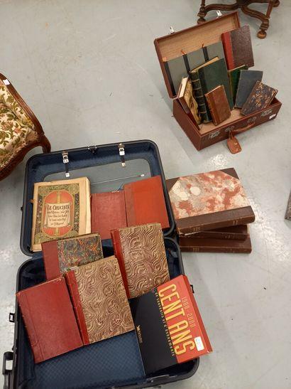 lot de livres dont histoire de l'art, vie...