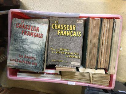 Chasseur Francais lot de revues  Manufacture...