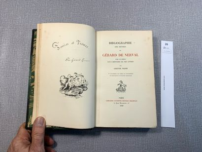 Aristide Marie. Bibliographie des oeuvres...