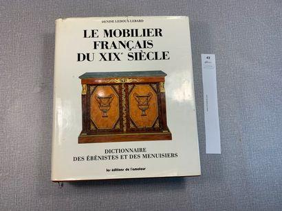 Denise Ledoux-Lebard. Le mobilier français...