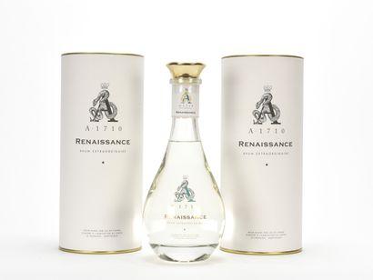 3 B RHUM A 1710 70 cl 52% (canister) Renaissance...