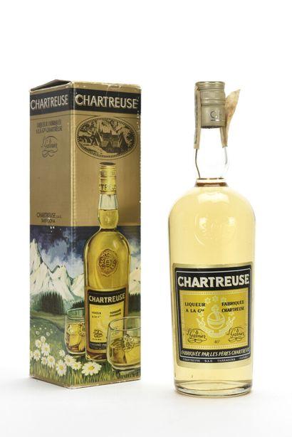 1 B CHARTREUSE JAUNE TARRAGONE PÉRIODE 1973-1985...