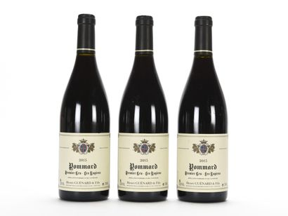 3 B POMARD LES RUGIENS (1er Cru) Henri Guénard...