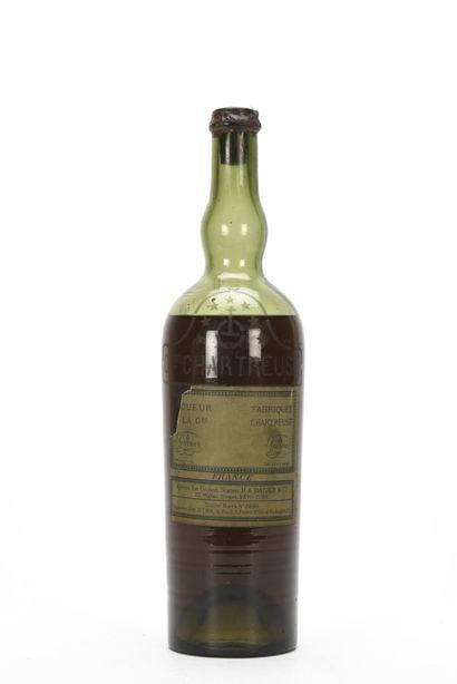 1 B CHARTREUSE VERTE PÉRIODE 1869-1878 (10...
