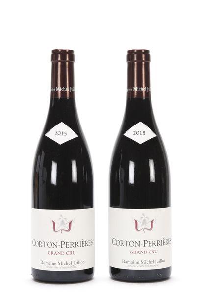 2 B CORTON-PERRIÈRES (Grand Cru) Domaine...