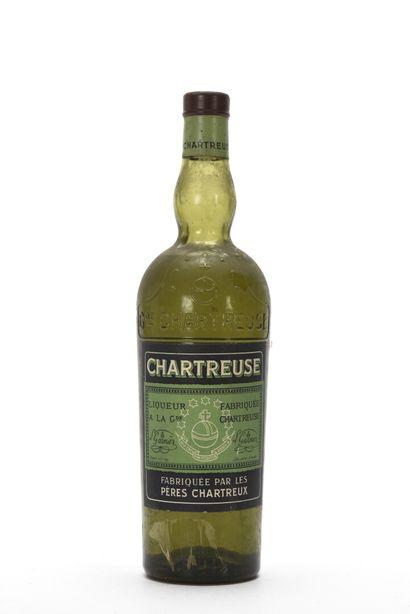 1 B CHARTREUSE VERTE VOIRON PÉRIODE 1956-1964...