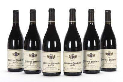 6 B LATRICIÈRES-CHAMBERTIN (Grand Cru) (1...