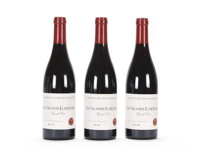 3 B GRANDS-ÉCHÉZEAUX (Grand Cru) Roche de...