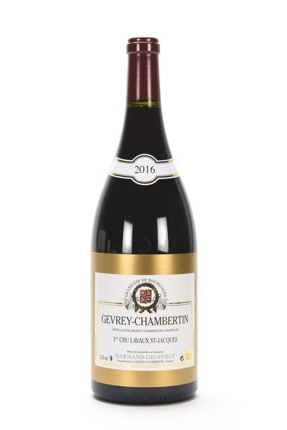 1 Mag GEVREY-CHAMBERTIN LAVAUX ST-JACQUES...