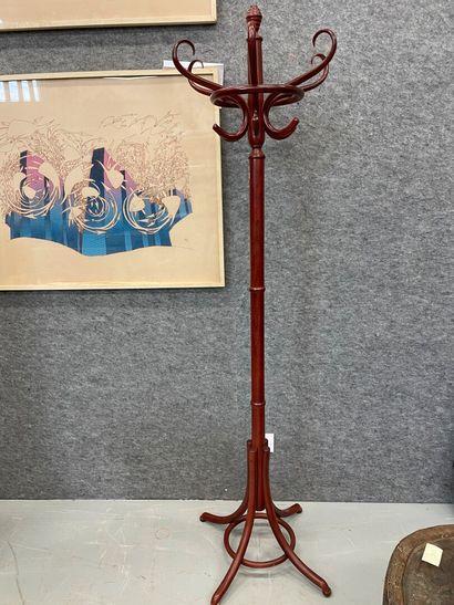 Porte manteau perroquet  H : 188 cm