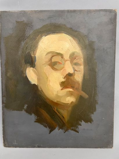 Etienne MORILLON, école lyonnaise (1884-1949)....