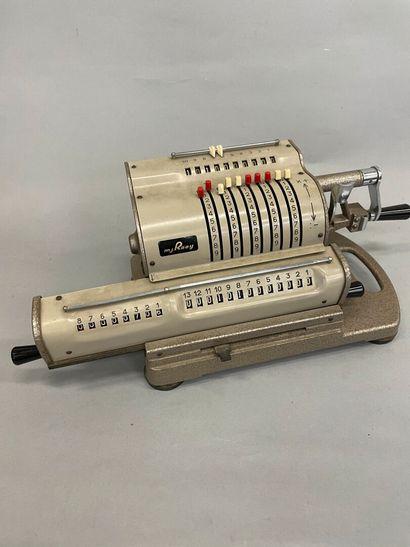 Machine à calculer