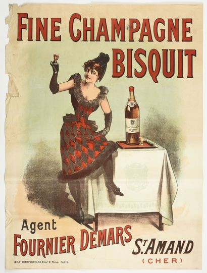Fine Champagne Bisquit  Champenois,  120...