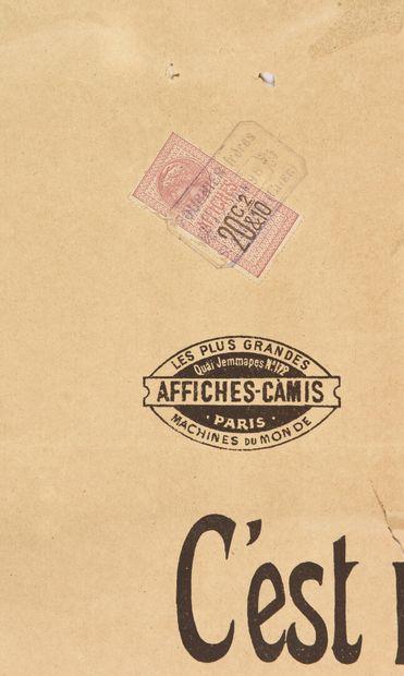 Zest citronnel , Saint Amand cher Camis,  (déchirures, déchirures centrales )  65x...