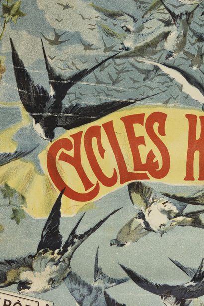 Vivien, cycles l'hirondelle,  Manque partie haute  Manufacture de Saint Etienne...