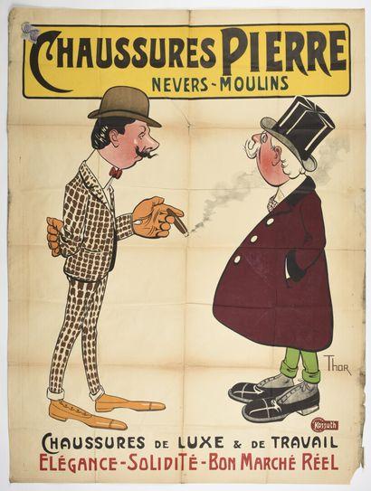 THOR, Chaussures Pierre à Moulins,  Kossuth...