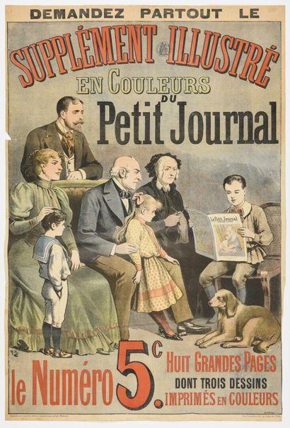 Charles LUCAS Le Journal, Charles Verneau...