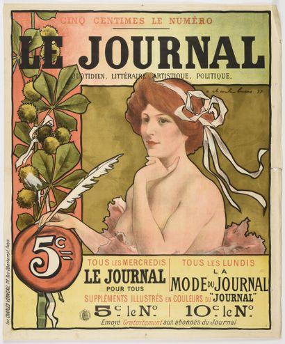 HG Le petit journal Supplément illustré,...