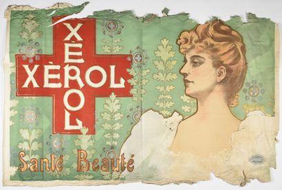YEDRAB, Xérol Camis, 120 x 190 cm manque...