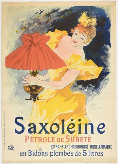 CHERET, Saxoléine, Chaix  120 x 90 cm  (bon...