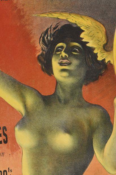 PAL Loterie, ,  Chardin  120 x 80 cm  (tâches)
