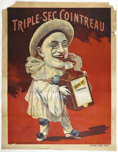 Triple sec Cointreau,  Camis  130 x 100 cm...