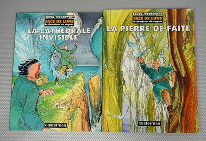 Aventures de Jérôme Moucherot (BOUCQ) tomes...