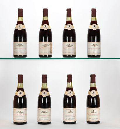 8 B CROZES-HERMITAGE ROCHEFINE Rouge (1 à...