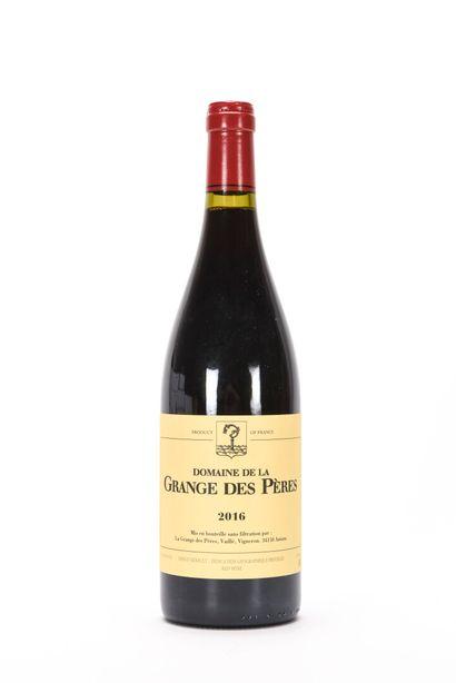 1 B VIN DE PAYS DE L'HÉRAULT Rouge Domaine...