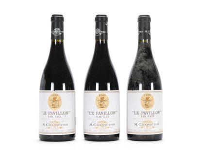 3 B ERMITAGE LE PAVILLON (e.l.a.) Chapoutier...