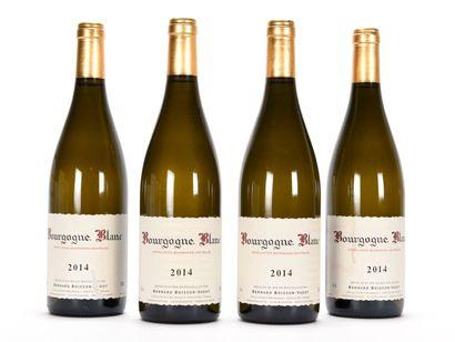 4 B BOURGOGNE Blanc (1 e.t. et 1 e.a.) Bernard...