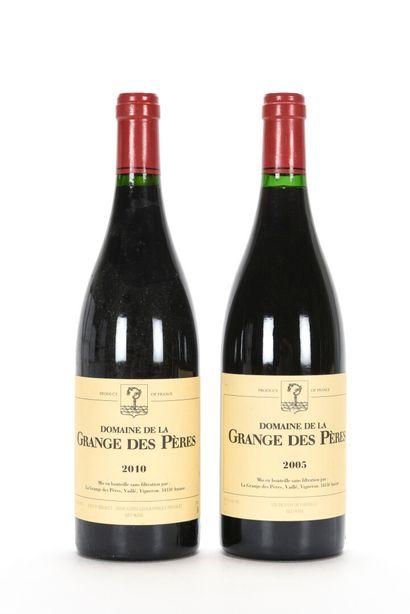 1 B VIN DE PAYS DE L'HÉRAULT Rouge (e.l.a.)...